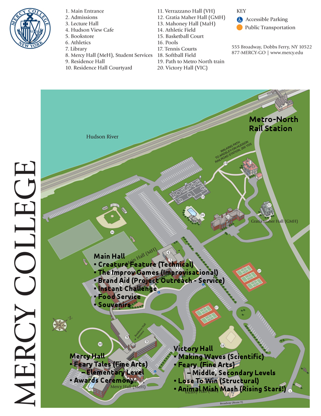 MercyCollegeMap 2015