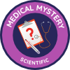 Challenge Pin: Medical Mystery