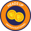 Challenge Pin: Heads Up
