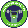 Challenge Pin: Monster Effects
