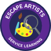 Challenge Pin: Escape Artists