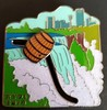 Niagara Falls Barrel Pin