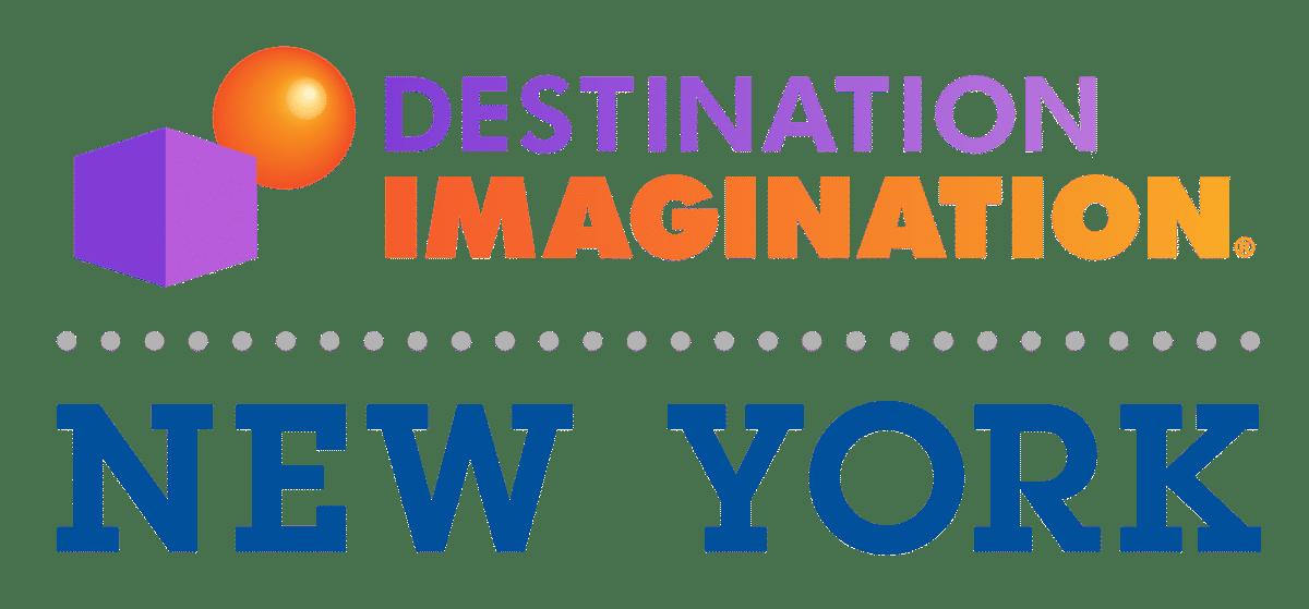 Destination Imagination of New York Logo
