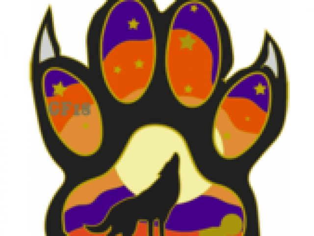 Wolf Paw (part of multi-state set)